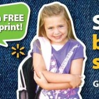Walmart Photo Coupons: Free 5×7 Print and 25 4×6 Prints