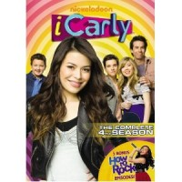 iCarly: The Complete 4th Season on DVD