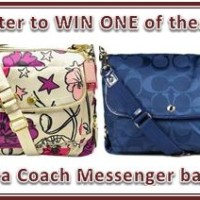 Group Giveaway: Coach Kyra Messenger Bag *Ends 8/31*