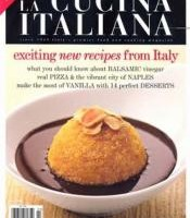 Subscribe to La Cucina Italiana Magazine for only $4.99/year