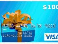 Group Giveaway: $100 Visa Gift Card *Ends 9/9*