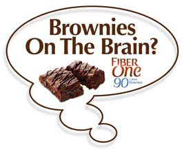 Giveaway: Fiber One 90 Calorie Brownies *Ends 9/25*