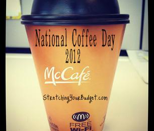 National Coffee Day 2012 Freebies