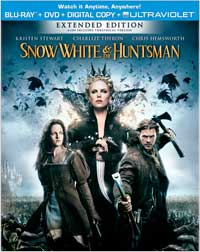 Giveaway: Snow White and The Huntsman Blu-Ray *Ends 9/29*
