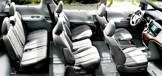 Is the 2012 Toyota Sienna Perfect for Your Family?