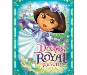 Giveaway: Dora the Explorer: Dora's Royal Rescue DVD *Ends 10/13*