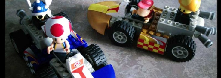 K'NEX Fun with Mario Kart and Angry Birds (Product Review)