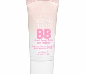 Freebies for Women: Maybelline Dream Fresh BB Cream Beauty Sample