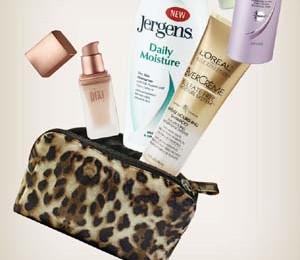 Free Target Beauty Bag (Facebook)