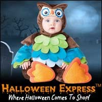 Giveaway: $75 Gift Card to Halloween Express *Ends 10/16*