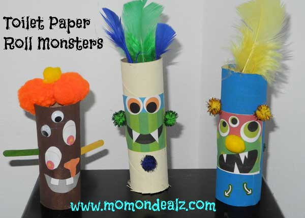 toilet-paper-roll-monster-halloween-crafts