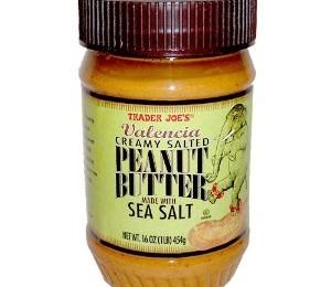 Food Recall: Trader Joe's Creamy Valencia Peanut Butter Recall