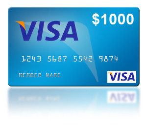 Group Giveaway: $1,000 Visa Gift Card *Ends 11/19*
