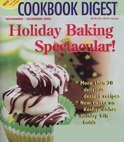 Subscribe to Cookbook Digest for only $9.99/year