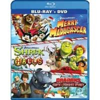 Giveaway: Dreamworks Holiday Classics Blu-Ray/DVD Combo Pack *Ends 12/1*