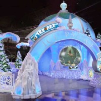 Ice Age Ice Palace Now Open for the Holidays