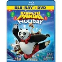 Giveaway: Kung Fu Panda Holiday Blu-Ray/DVD Combo Pack *Ends 12/1*