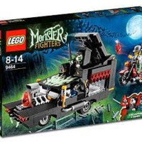 LEGO Monster Fighters: The Vampyre Hearse (Product Review)