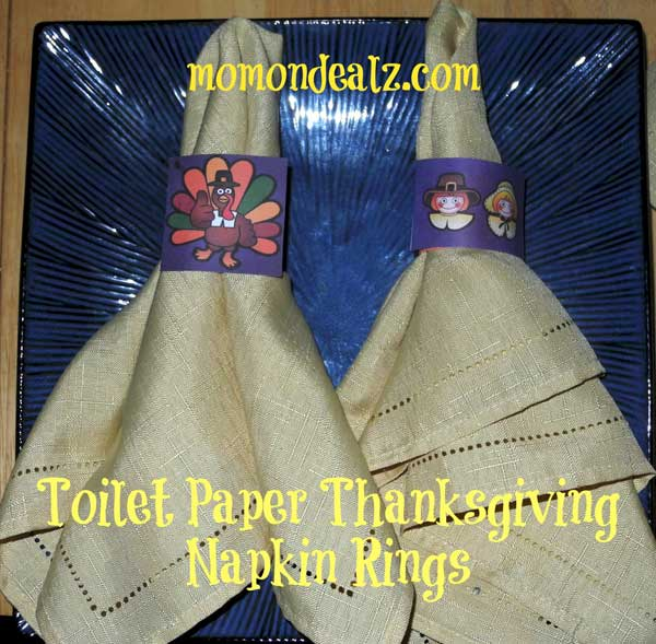 Thanksgiving-Crafts-for-Kids-Toilet-Paper-Napkin-Rings