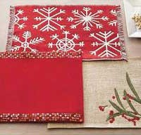 Free Holiday Placemats with Target Coupon
