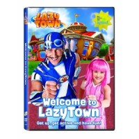Giveaway: Welcome to LazyTown DVD *Ends 11/24*