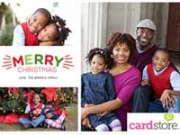 *Today Only* 10 Free Holiday Cards with Cardstore Coupon