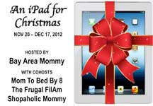 Group Giveaway: iPad for Christmas (or PayPal Cash) *Ends 12/17*