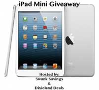 Group Giveaway: iPad Mini (or PayPal Cash) *Ends 12/15*