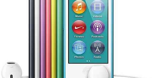 Apple Black Friday Deals for iPod Touch, Nano, Shuffle, & iPad