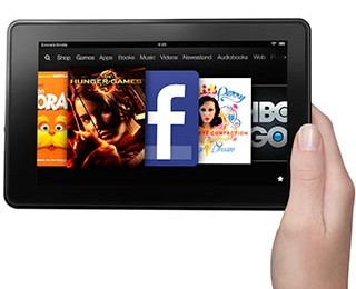 *Today Only* Kindle Fire HD $50 Off!!
