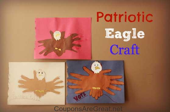 patriotic-eagle-craft