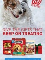 Dog Treat Coupon Booklet + Free Gift Tag for your Pooch