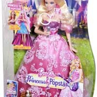 Giveaway: Barbie The Princess and The Popstar Tori Doll *Ends 12/29*
