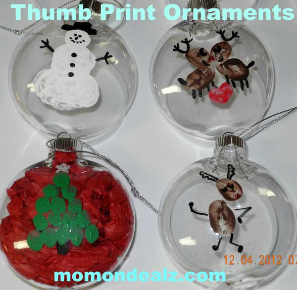 Christmas-Crafts-for-Kids-Thumb-Print-Christmas-Ornaments