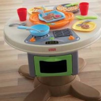 Fisher-Price Servin Surprises Kitchen & Table only $39.97 (50% off!)