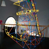 Giveaway: K'NEX Firestorm Freefall Coaster Building Set *Ends 12/8*