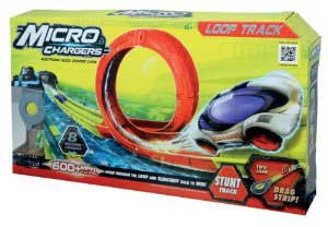 Micro Chargers Loop Track (Product Review)