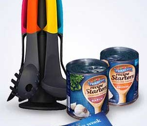 Giveaway: Progresso Recipe Starters Prize Pack *Ends 12/15*