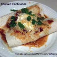 Slow Cooker Recipe: Crock-Pot Chicken Enchiladas