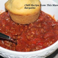 Slow Cooker Recipe: Crock-Pot Chili