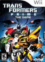 Giveaway: Transformers Prime: The Game for Nintendo Wii *Ends 12/18*
