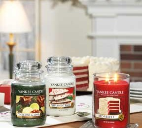 Giveaway: Yankee Candle Holiday 2012 Scents *Ends 12/15*
