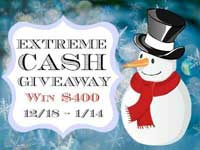 Group Giveaway: $400 PayPal Cash *Ends 1/14*
