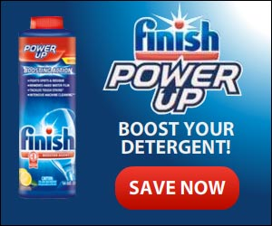 Free Sample of Finish + Finish Printable Coupons