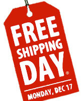 Free Shipping Offers Available Now
