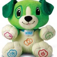 LeapFrog My Pal Scout $14.99: A Toy That Says Your Child's Name!