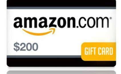 Group Giveaway: $200 Amazon Gift Card *Ends 1/14*