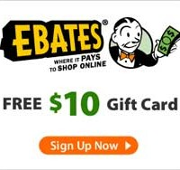 Giveaway: $100 Cash to Celebrate Double Cash Back from Ebates *Ends 1/24*