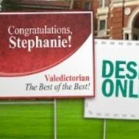 Giveaway: Signazon Custom Yard Sign *Ends 1/26*