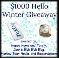 Group Giveaway: $1000 PayPal Cash *Ends 2/24*